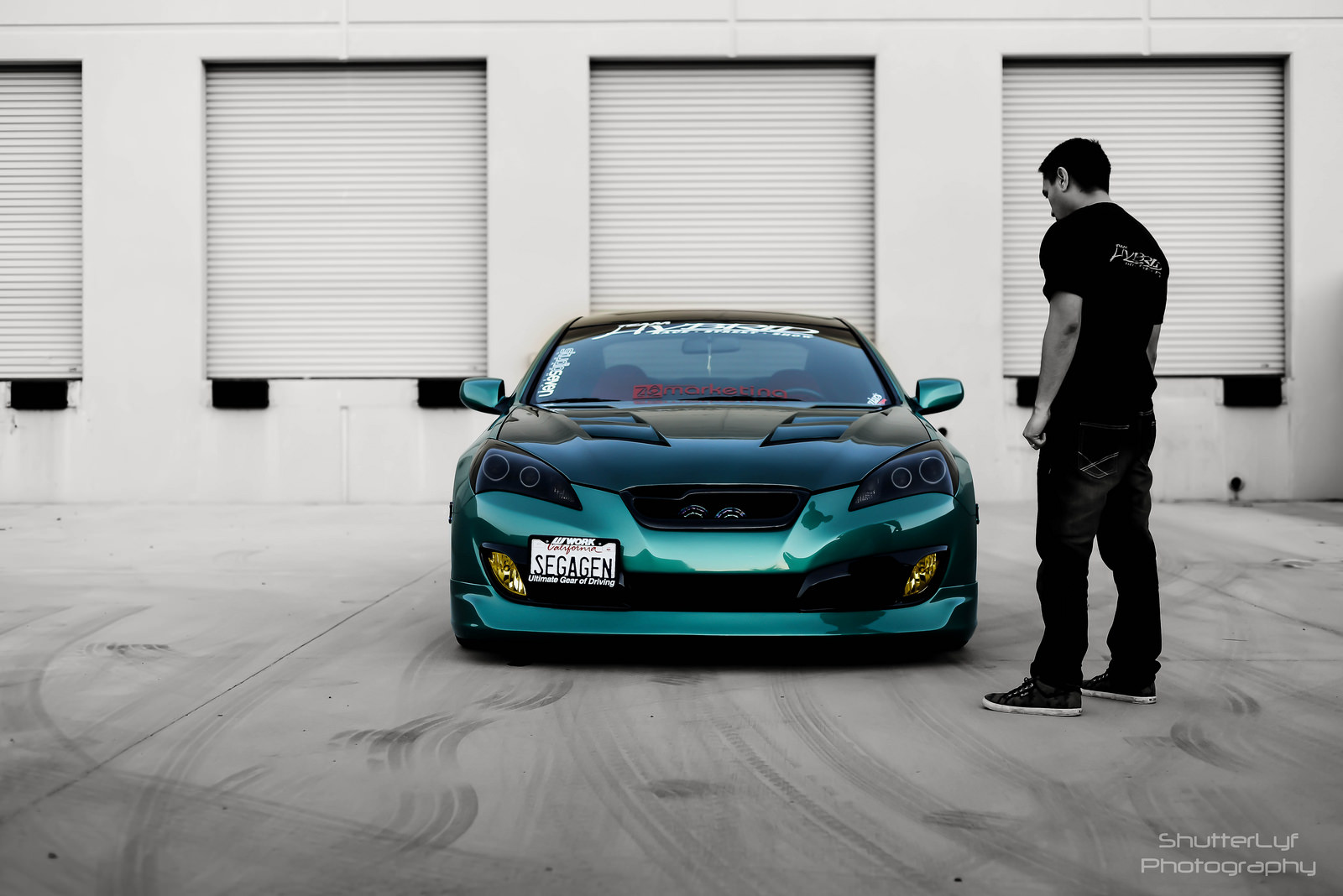 Marvelous Project Jayden Hyundai Genesis Coupe 3.8 GCTuner Project Car