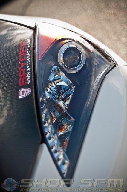 Spyder Auto Headlights Hyundai Genesis Forum