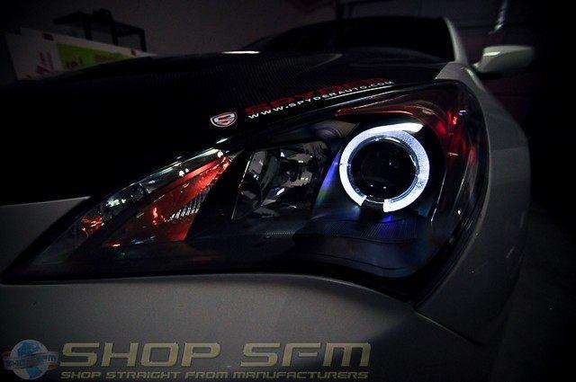 GCTuner: Brand New for 2012 Spyder Auto Headlights w/ Free